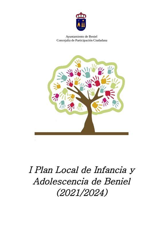 I Plan Local Infancia Adolescencia