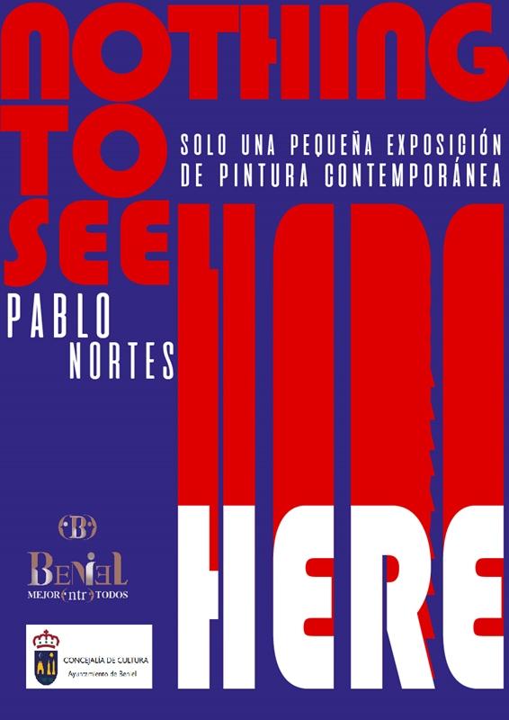 Exposición Pablo Nortes
