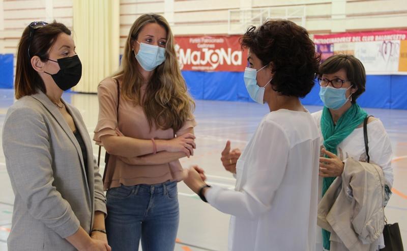 El Ayuntamiento de Beniel y la Gerencia del Área VII de Salud organizan dos jornadas de vacunación