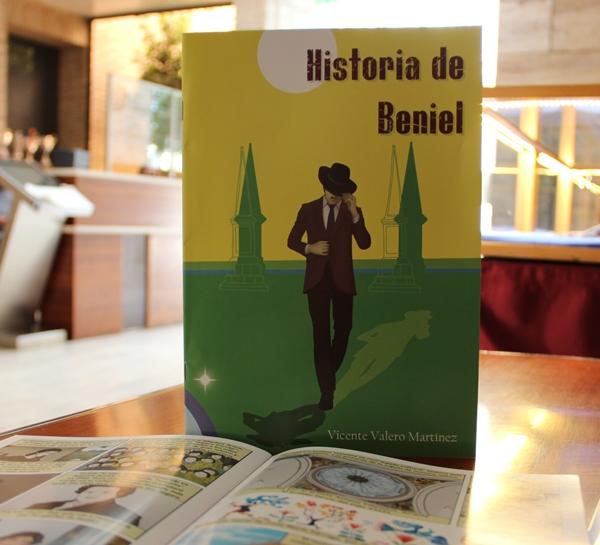 La historia de Beniel en cómic